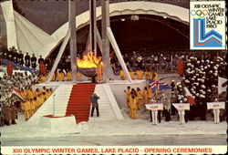 Olympic Opening Ceremonies