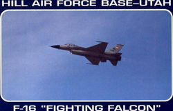 F-16 Fighting Falcon, Hill Air Force Base