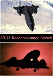 United States Air Force Sr-71