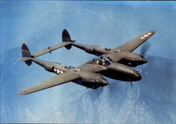 Lockheed P-38H Lightning