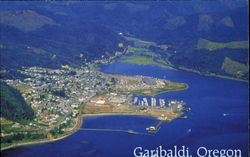 Garibaldi And Tillamook Bay