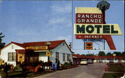 Rancho Grande Motel, 807 So. Cheroke Lane On U. S. 99