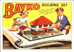 Bayko Building Set