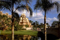 Mexico World Showcase Postcard