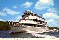 Thousand Island Cruise Boat