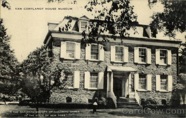 Van Cortlandt House Museum New York City