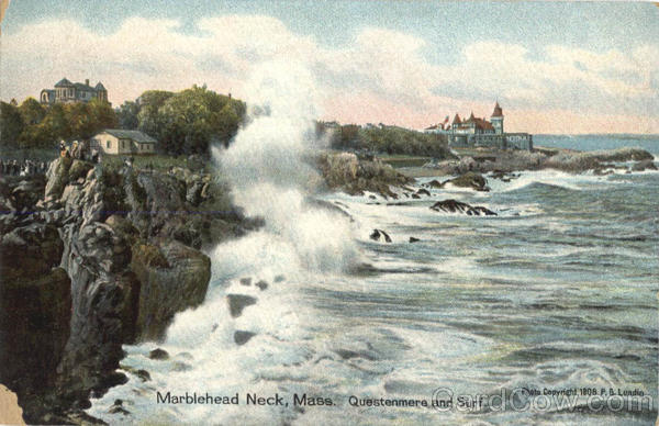 Marblehead Neck - Questemmere and Surf Massachusetts