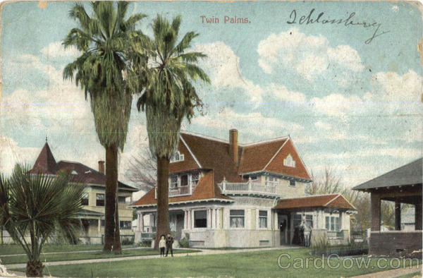 Twin Palms Ellsberry California