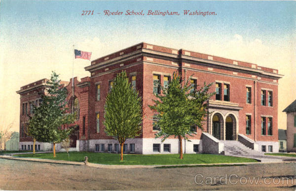 Roeder School Bellingham Washington
