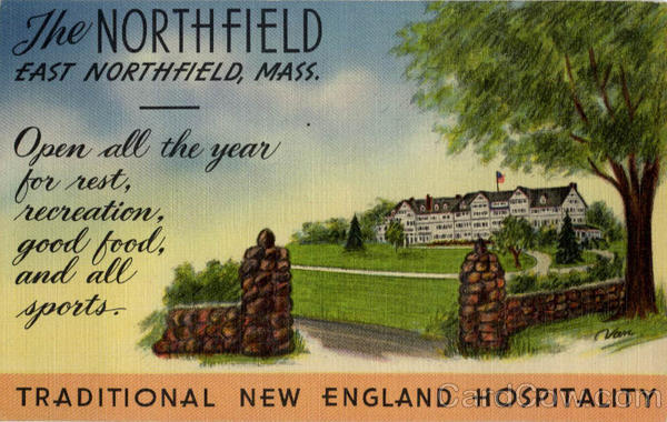 The Northfield Inn East Northfield Massachusetts
