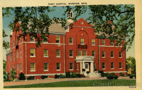 Tobey Hospital Wareham Massachusetts