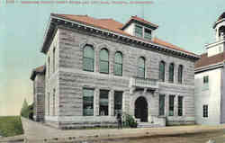 Thurston County Court House and City Hall