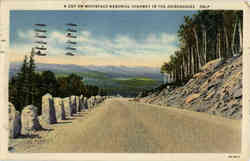 Whiteface Memorial Highway