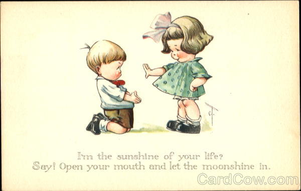 I'm The Sunshine Of Your Life? Charles Twelvetrees