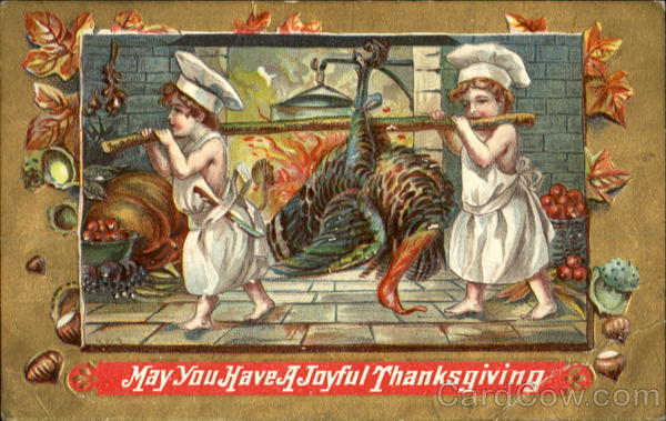 May You Have A Joyful Thanksgiving Children
