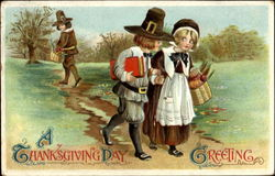 A Thanksgiving Day Greeting