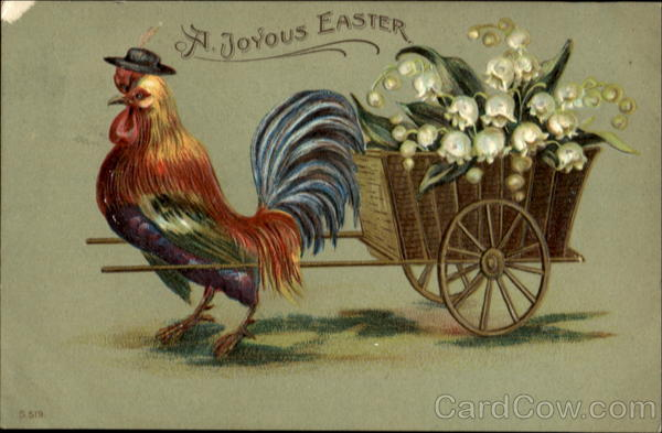 A Joyous Easter With Chicks