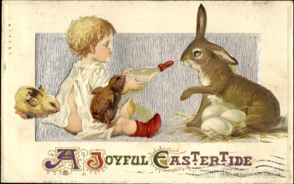 A Joyful Eastertide With Children
