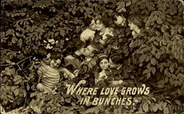 Where Love Grows In Bunches Romance & Love