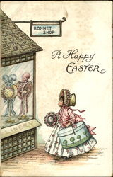 A Happy Easter Bonnet Shop