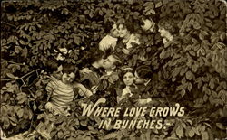 Where Love Grows In Bunches