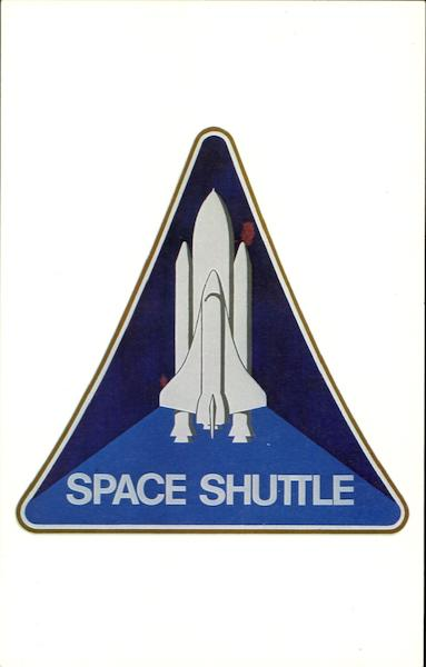 Space Shuttle Insignia Space & Rockets