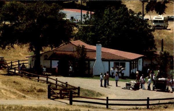 The Reagan S California Ranch Retreat Ronald Reagan