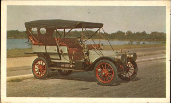 1907 Ford Cars