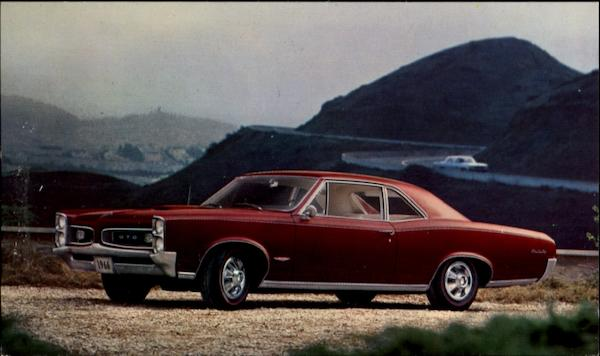 1966 GTO Sports Coupe Cars