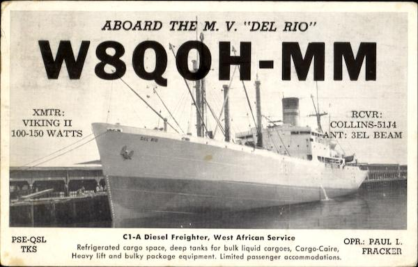 W8QOH - MM Boats, Ships