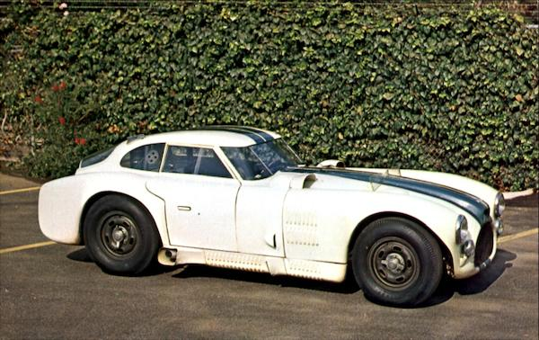 1952 Cunningham C4RK Sports Racing Coupe Cars