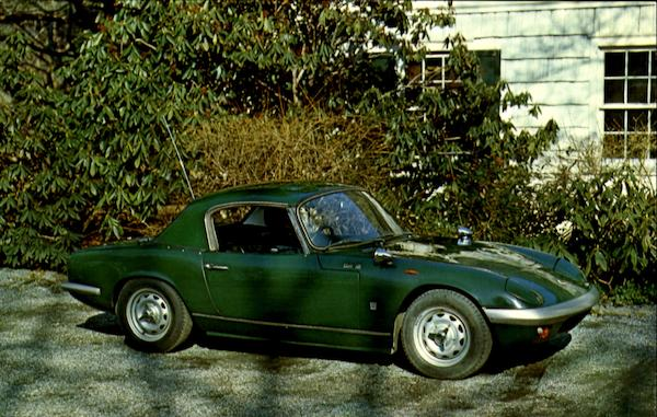 1966 Lotus Elan Cars