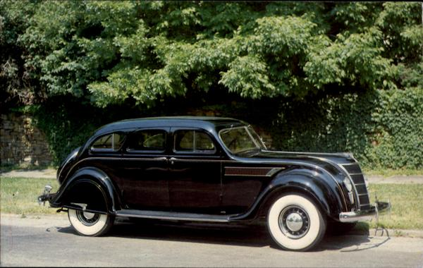 1935 Chrysler Airflow Imperial Cars