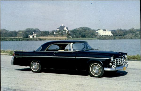 1956 Chrysler 300B Sports Coupe Cars