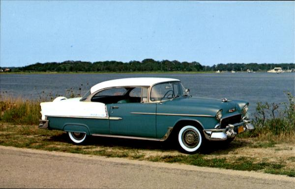 1955 Chevrolet Bel Air Sport Coupe Cars