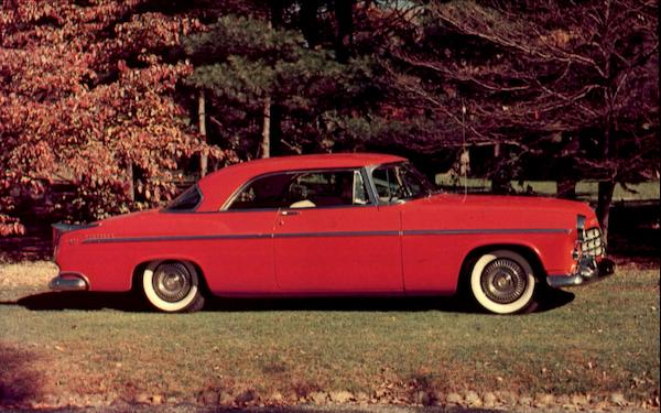1955 Chrysler 300 Sports Coupe Cars