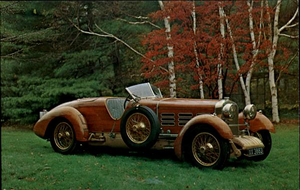 1924 Hispano-Suiza 46 C.C Cars