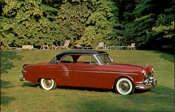 1954 Packard Pacific Cars