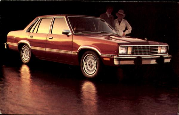 1978 Ford Fairmont 4-Dr Cars