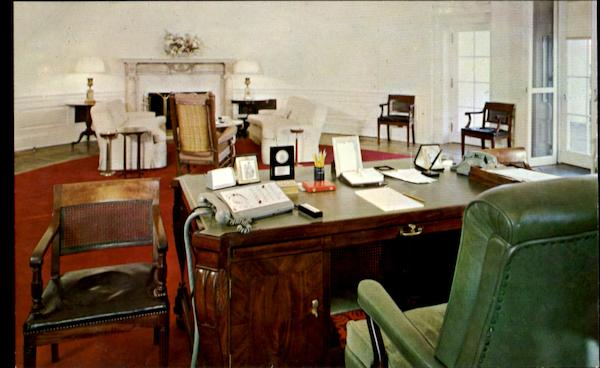 The White House President's Office Washington District of Columbia