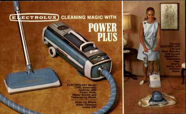Electrolux Cleaning Magic With Power Plus, 980 East Santa Clara Street San Jose California