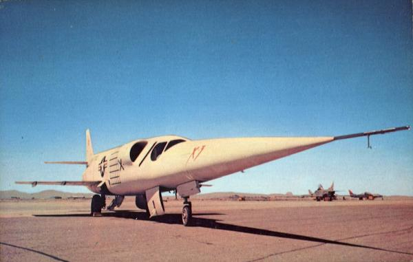 Douglas X-3 Stiletto Research Aircraft