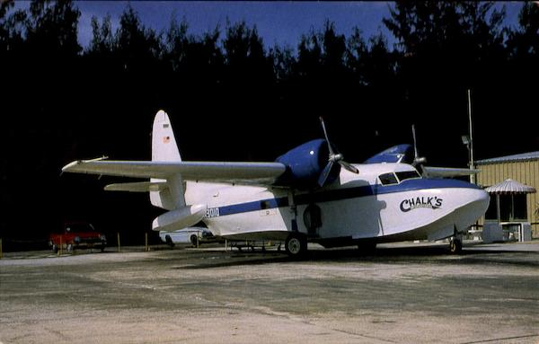 Chalk's International Airline Aircraft