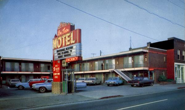In Town Motel 260 West 4th Street Reno Nv