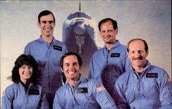 Space Shuttle Orbiter Crew Members