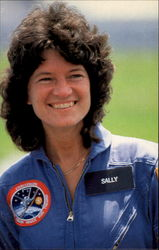 The First American Woman In Space