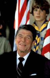 Ronald Reagan 40The President Of The United States