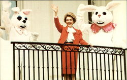 The Two White House Easter Bunnies