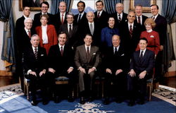 The Reagan Cabinet