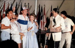 The Beach Boys & Ronald Reagan